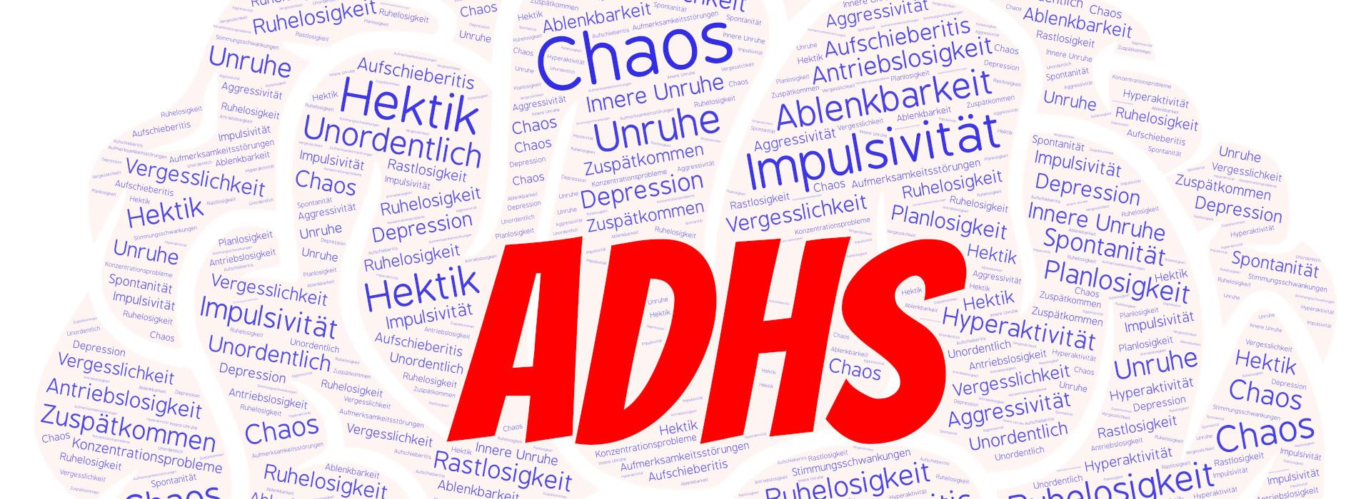 Aufmerksamkeitsdefizitsyndrom